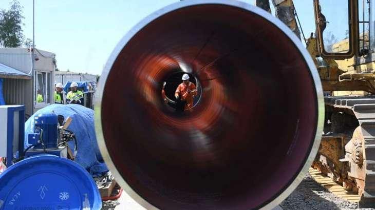 Nord Stream 2 Gas Pipeline 81% Complete - Gazprom