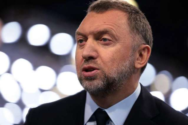 Deripaska's Lawsuit Linked to Foreign Media Stories Underlying US Sanctions - Spokesman