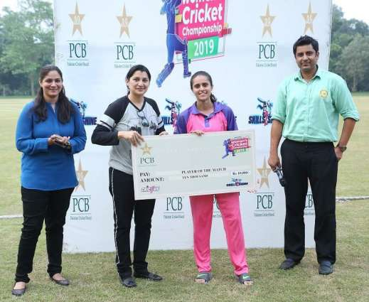 Kainat and Aliya lead PCB Blasters to thrilling one-wicket victory against PCB Challengers