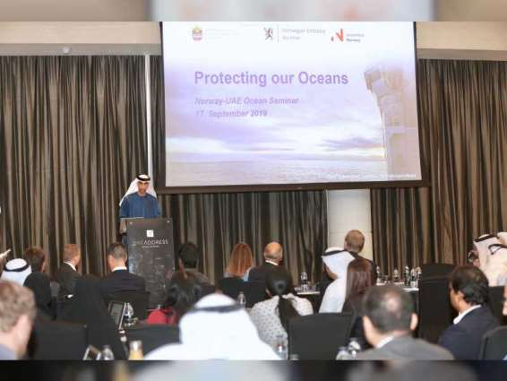 Dubai hosts Norwegian seminar on ocean protection