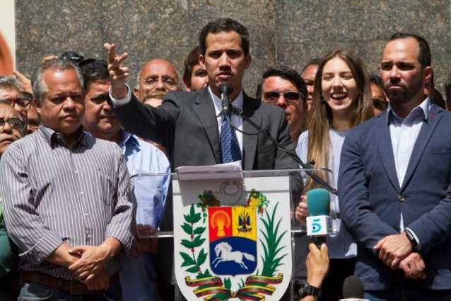 Caracas Says Rio Pact Invocation Proves US Underestimating Venezuelan Political Dialogue