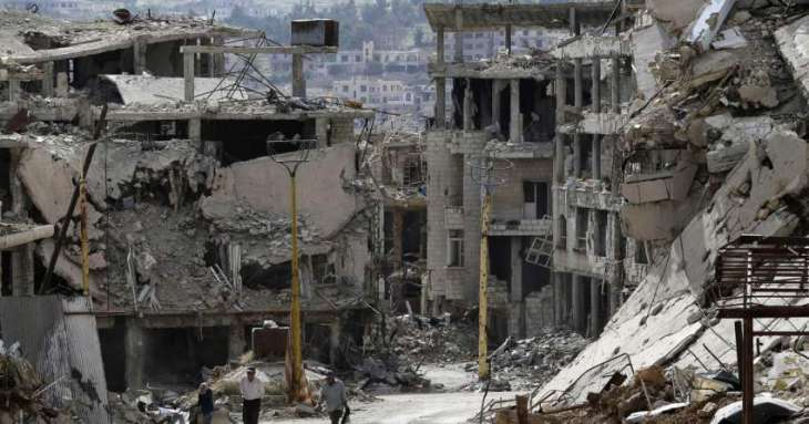 Russian Companies Consider Using Syria as Hub for Trade With Arab Countries- Coordinator