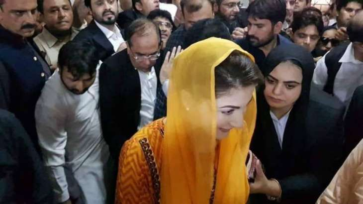 Court approves seven-day physical remand of Maryam Nawaz, Yousaf Abbas
