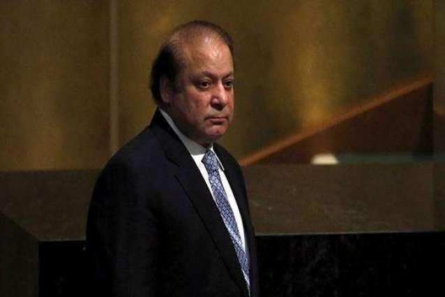IHC adjourns hearing of Nawaz Sharif's appeal till October 7