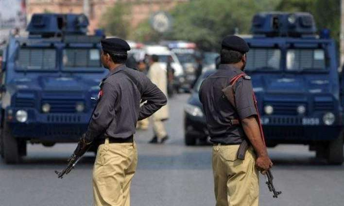 2 accused persons involved in target killing of 7 policemen  arrested