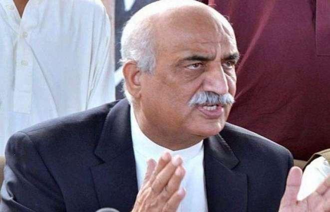 PPP leaders condemned Khursheed Shah arrest