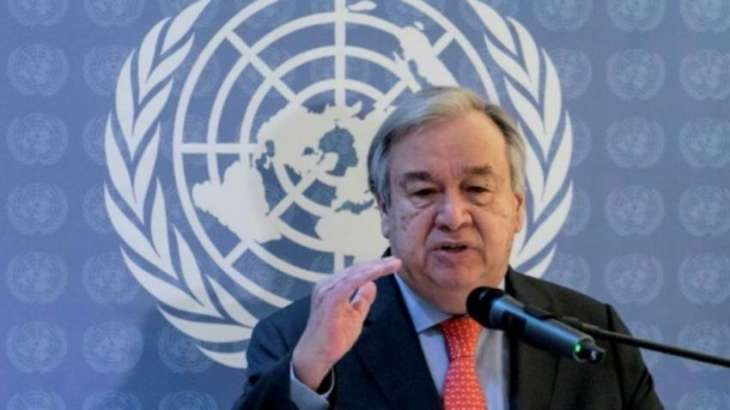 UN Chief Says Meeting With Guaido 'Not on Agenda' During General Assembly High-Level Week