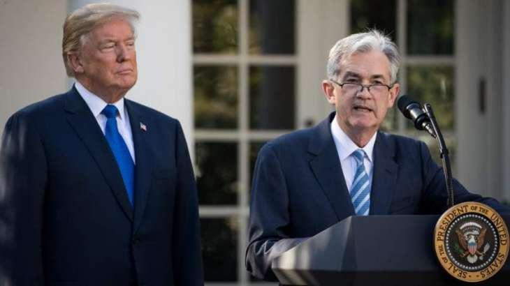 Trump Slams Powell Despite Fed Lowering Interest Rate