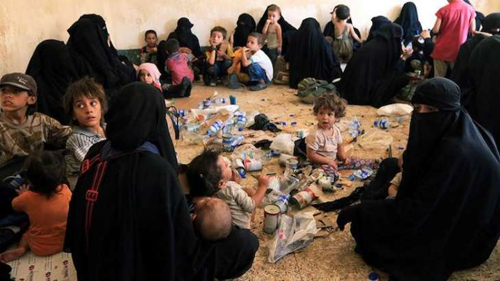 Iraqi Ambassador to Russia Confirms Last Group of Russian Children to Be Repatriated Soon
