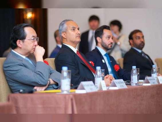 """""""أدنوك"""" تنظم منتدى الشراكة والأعمال التجارية مع الشركات اليابانية في طوكيو"""
