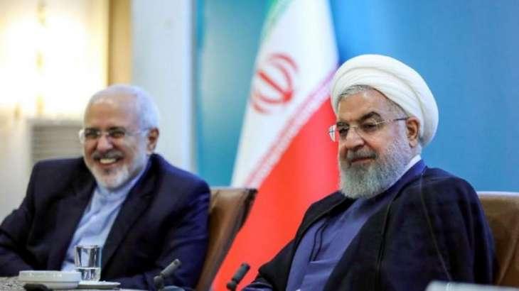 الرئیس الایراني حسن روحاني سیتوجہ الي الولایات المتحدة لحضورہ في الاجتماعات الجمعیة العامة لأمم المتحدة في الأسبوع المقبل