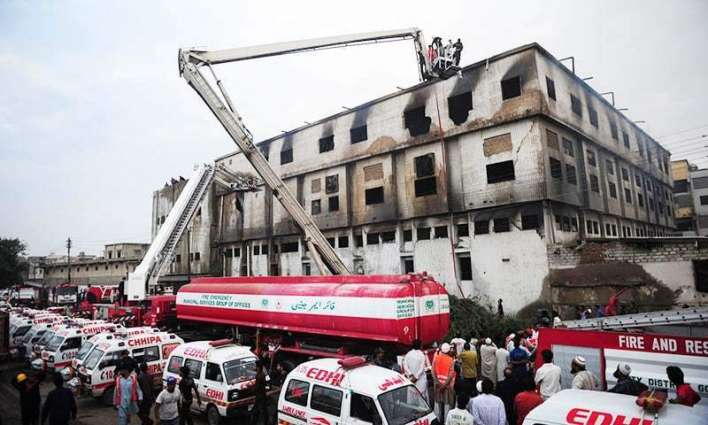 Baldia Factory fire case: Factory owner says Rs250 million as extortion demanded