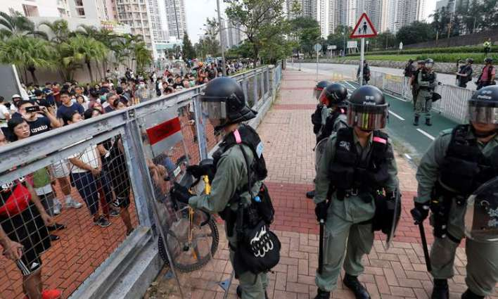 Amnesty says Hong Kong police using excessive force
