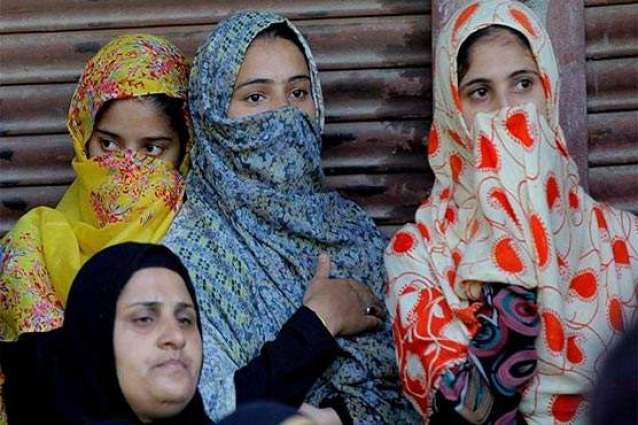 BJP using abusive language for Kashmiri women: International Human Rights Watch