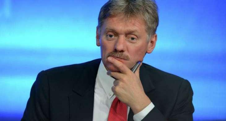 Not Kremlin's Business to Say What Caused Change of Ustinov's Measure of Restraint -Peskov