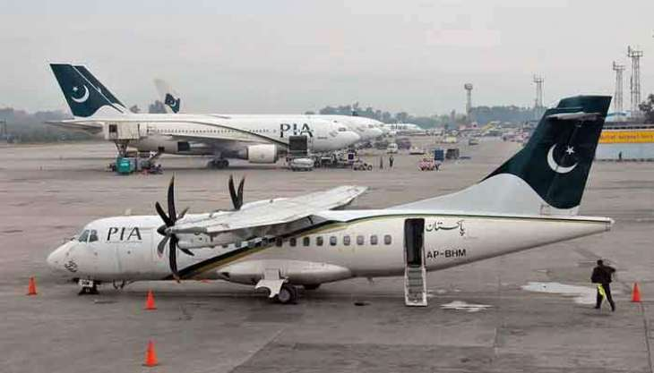 46 flights of PIA   operated without any passenger from Islamabad during 2016-17