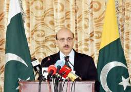World must play role to prevent nuclear clash in S.Asia: AJK president