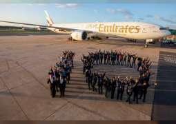 Emirates celebrates 10 years of connecting Durban to world