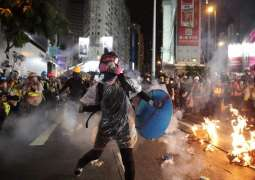 Hong Kong Protesters Damaging Public Properties, Buildings Across City - Government