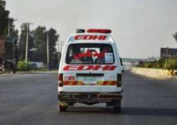 One killed, three others injured in two different road mishaps