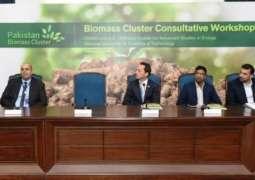 Biomass Cluster Consultative Workshop held at NUST