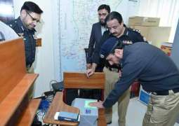 IG Sindh takes notice of killing of university student