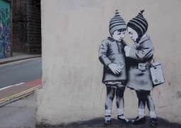 Banksy's Work Depicting UK Lawmakers as Chimps Sells for Record $12.2Mln - Sotheby's