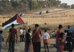 Number of Palestinians Injured in Clashes With Israeli Forces in Gaza Up to 54 - Ministry