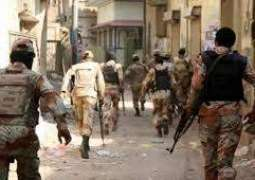 Sindh government extends Rangers special powers for further 3 months