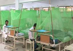 MHUs conducts dengue screening test for 4,711 people, 228 found positive in Rawalpindi