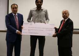 Pak-Qatar Takaful awards Scholarships to 2 more students of IBA-CEIF