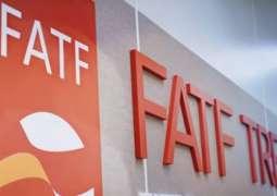 FATF declares Pakistan's performance to curb terror financing poor