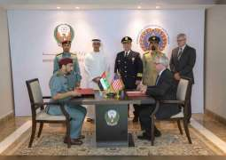 Saif bin Zayed attends MoU signing between MoI and IACP