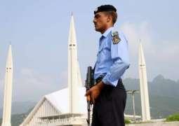 Criminal activities increased at alarming rate in Federal capital