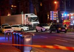German Police Classify Truck Ramming Into Vehicles in Limburg as Terrorist Act - Reports