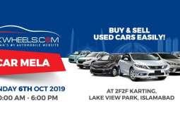 Highlights of PakWheels.com second Car Mela in Islamabad