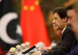 'I wish I could follow President Xi and send 500 corrupt individuals into jails: PM Khan