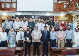 """2-days National Workshop on """"Brucella Diagnostics and an Insight to Right Write"""" concludes at UVAS"""