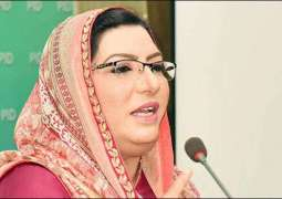 Govt determined to expedite implementation of CPEC related projects: Dr. Firdous