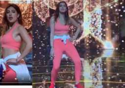 Netizens bash Mehwish Hayat over her latest dance video