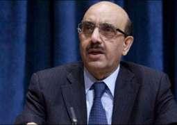 India planning to attack on Azad Kashmir: Sardar Masood Khan