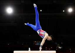 Russian Men Win Team Gold at World Artistic Gymnastics Championships
