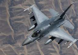 US Bombing Campaign in Afghanistan Hits 9-Year High - Air Force Data