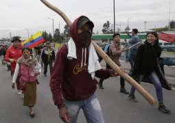 About 450 People Injured During Protests in Ecuador - Reports