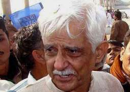 PPP central leader Taj Haider house looted for third time