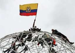 Ecuadorian Red Cross Suspends Operations Over Lack of Safety