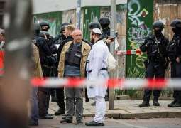 German Justice Minister Calls Shooting Outside Halle's Synagogue Far-Right Terror Attack