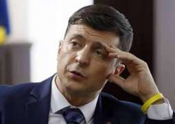Donbas Conflict Should Be Resolved Through Talks Within a Year - Zelenskyy