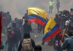 Indigenous Protesters Take Eight Police Officers Hostage Amid Ecuador Unrest - Reports