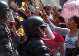 OAS Calls for Investigation Into Cases of Use of Force During Protests in Ecuador